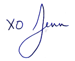 signature transparent